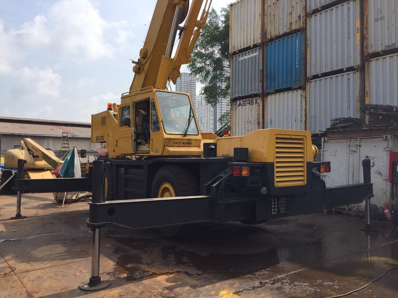 Rough Terrain Crane Rental Singapore : Kian hua hardware pte ltd product list